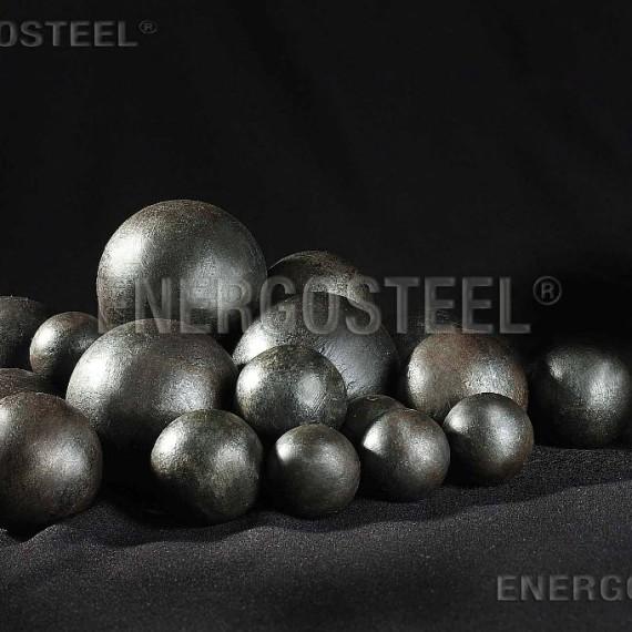 Energosteel grinding balls