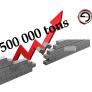 ООО «ЗАВОД «ЭНЕРГОСТИЛ»: РУБЕЖ В 500 000 ТОНН МЕЛЮЩИХ ШАРОВ ВЗЯТ!
